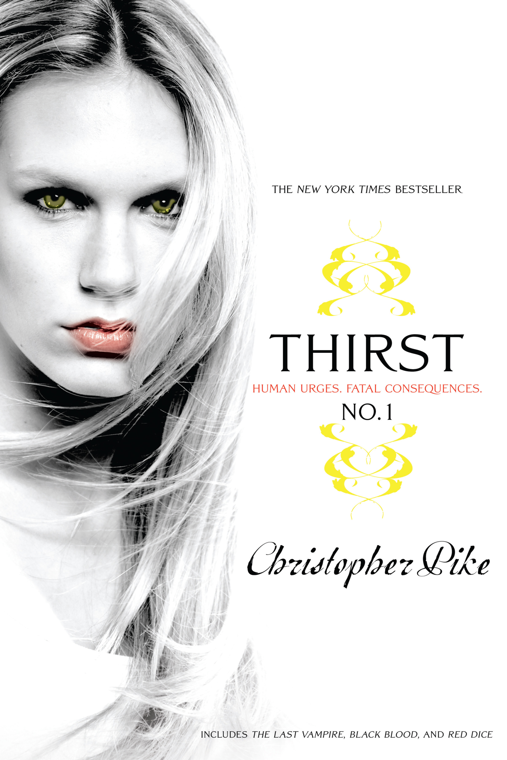 thirst no. 1 | bookchristopher pike | official publisher page