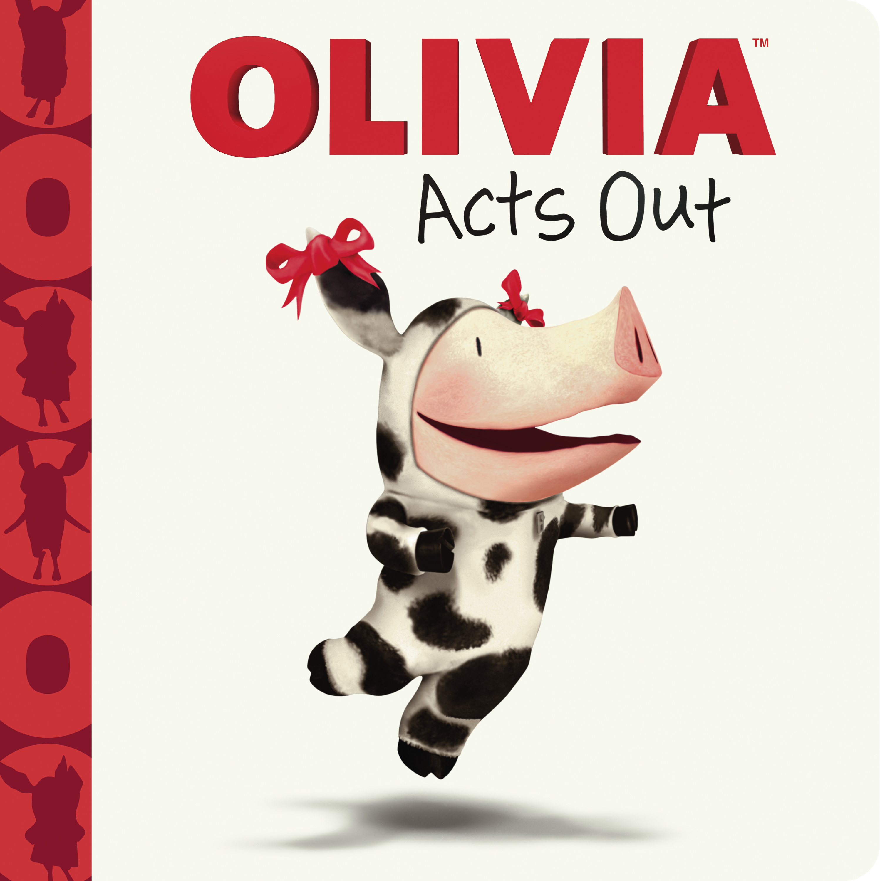 OLIVIA Acts Out | Book by Jodie Shepherd, Patrick ...