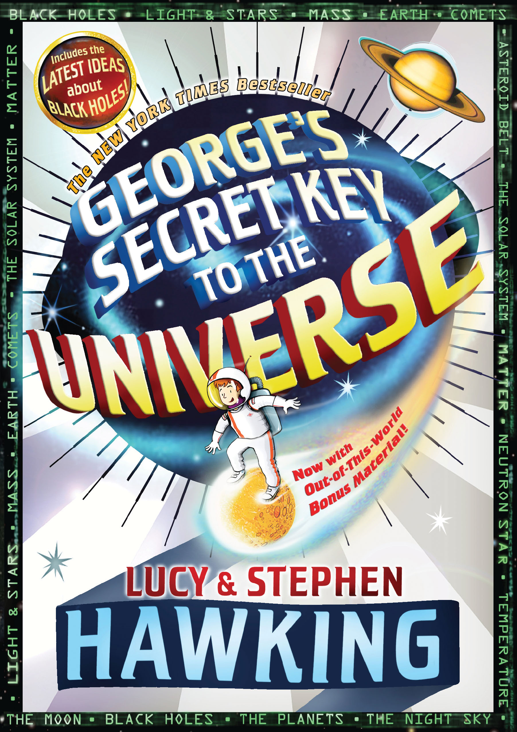 George's Secret Key to the Universe | Book by Stephen Hawking, Lucy