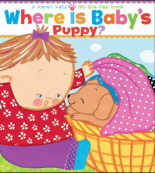 Where Is Baby's Puppy?