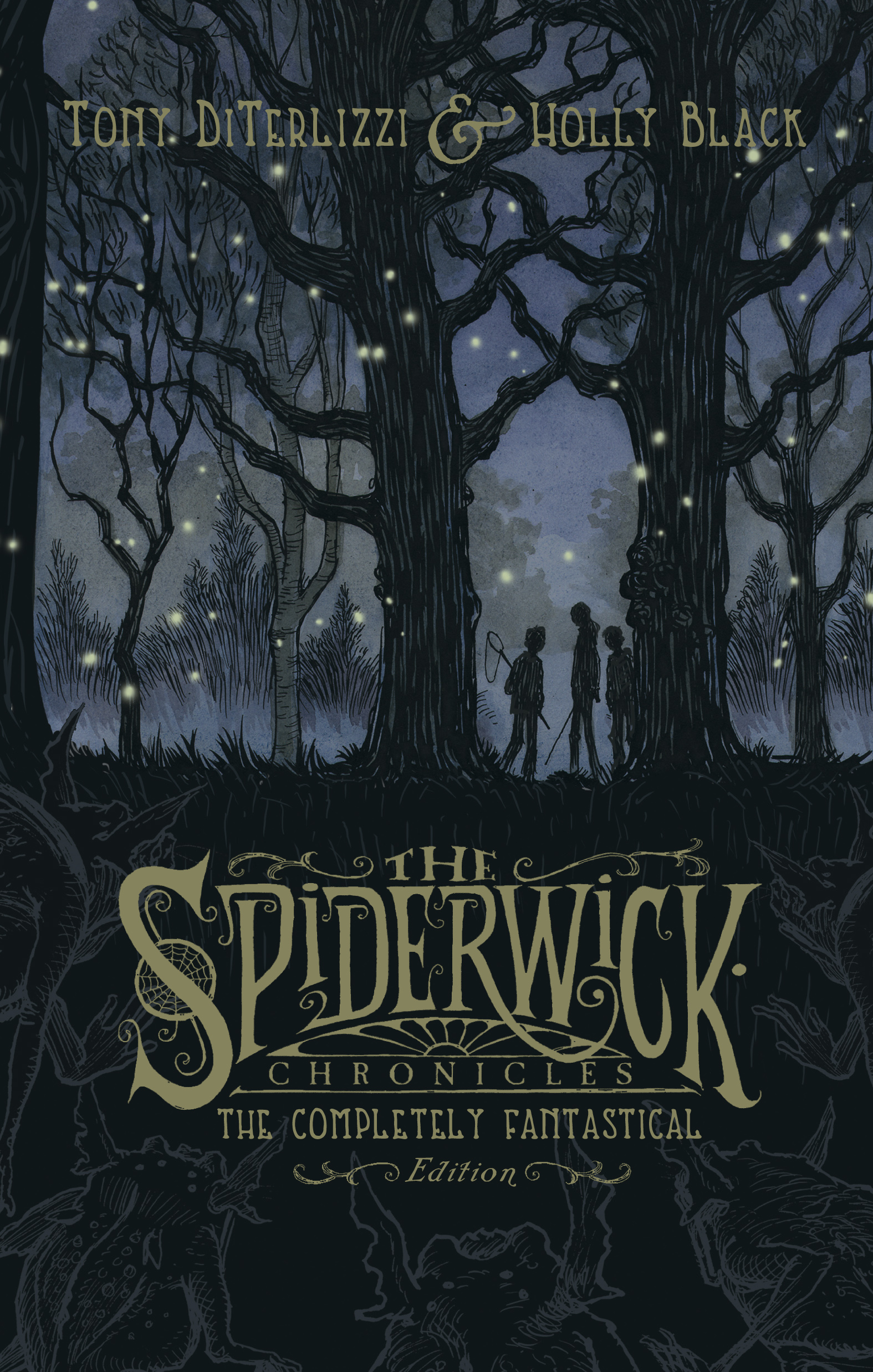 The Spiderwick Chronicles Book By Tony Diterlizzi Holly