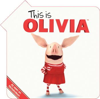 Olivia TV Tie-in Books by Kama Einhorn, Cordelia Evans ...