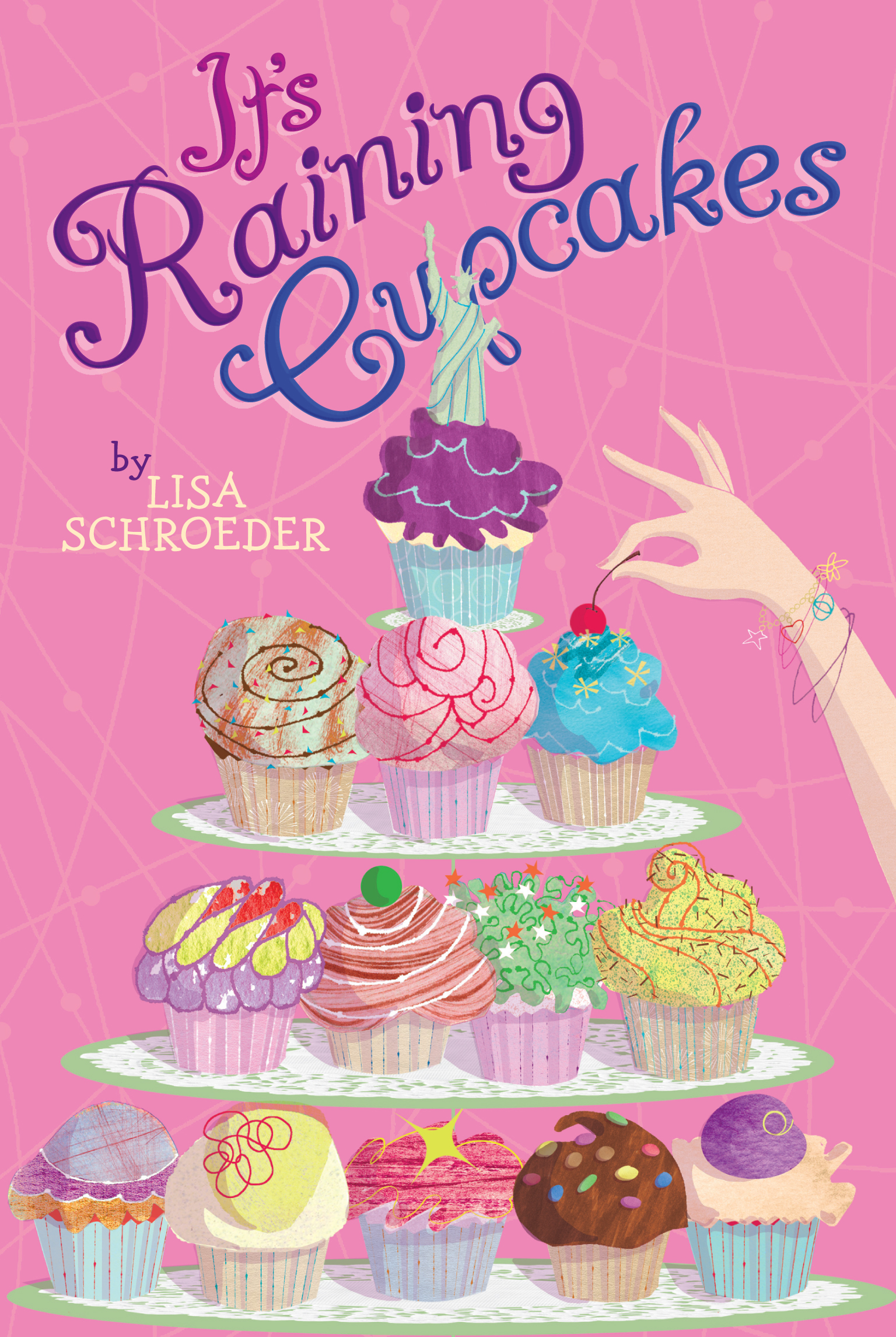 It S Raining Cupcakes Book By Lisa Schroeder Official