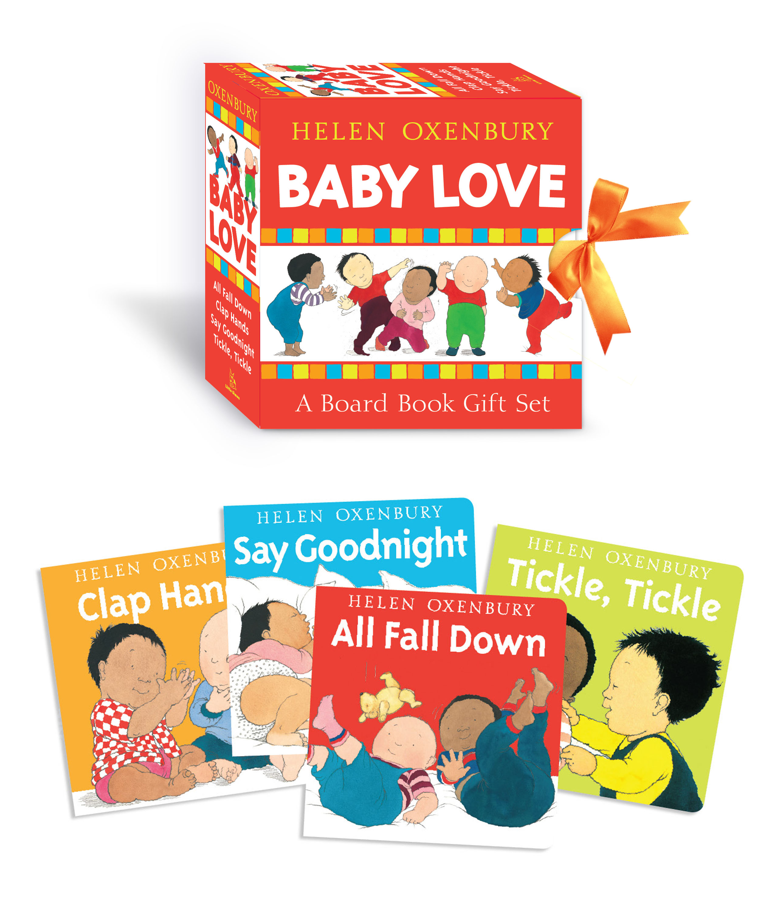 Baby Love Book By Helen Oxenbury Official Publisher Page Simon