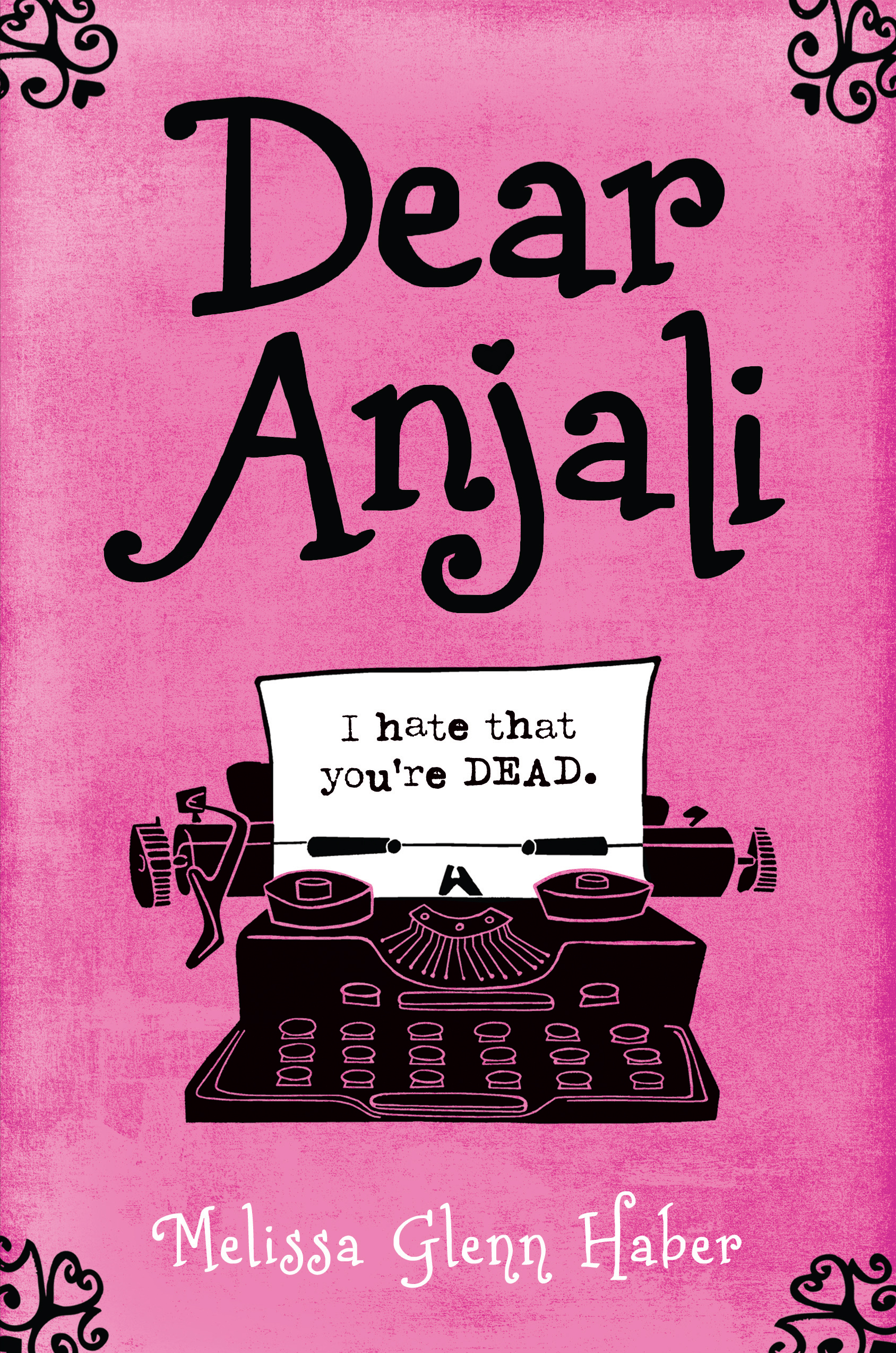 Dear Anjali Book By Melissa Glenn Haber Official Publisher Page