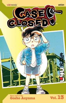 Case Closed, Vol. 13