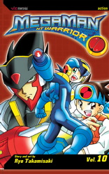 MegaMan NT Warrior, Vol. 10