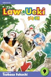 The Law of Ueki, Vol. 9