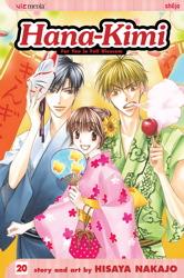 Hana-Kimi, Vol. 20