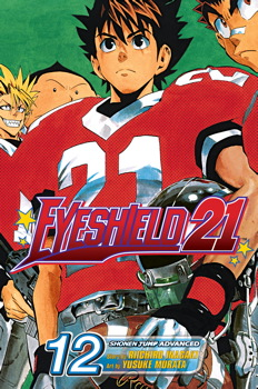 Eyeshield 21, Vol. 12