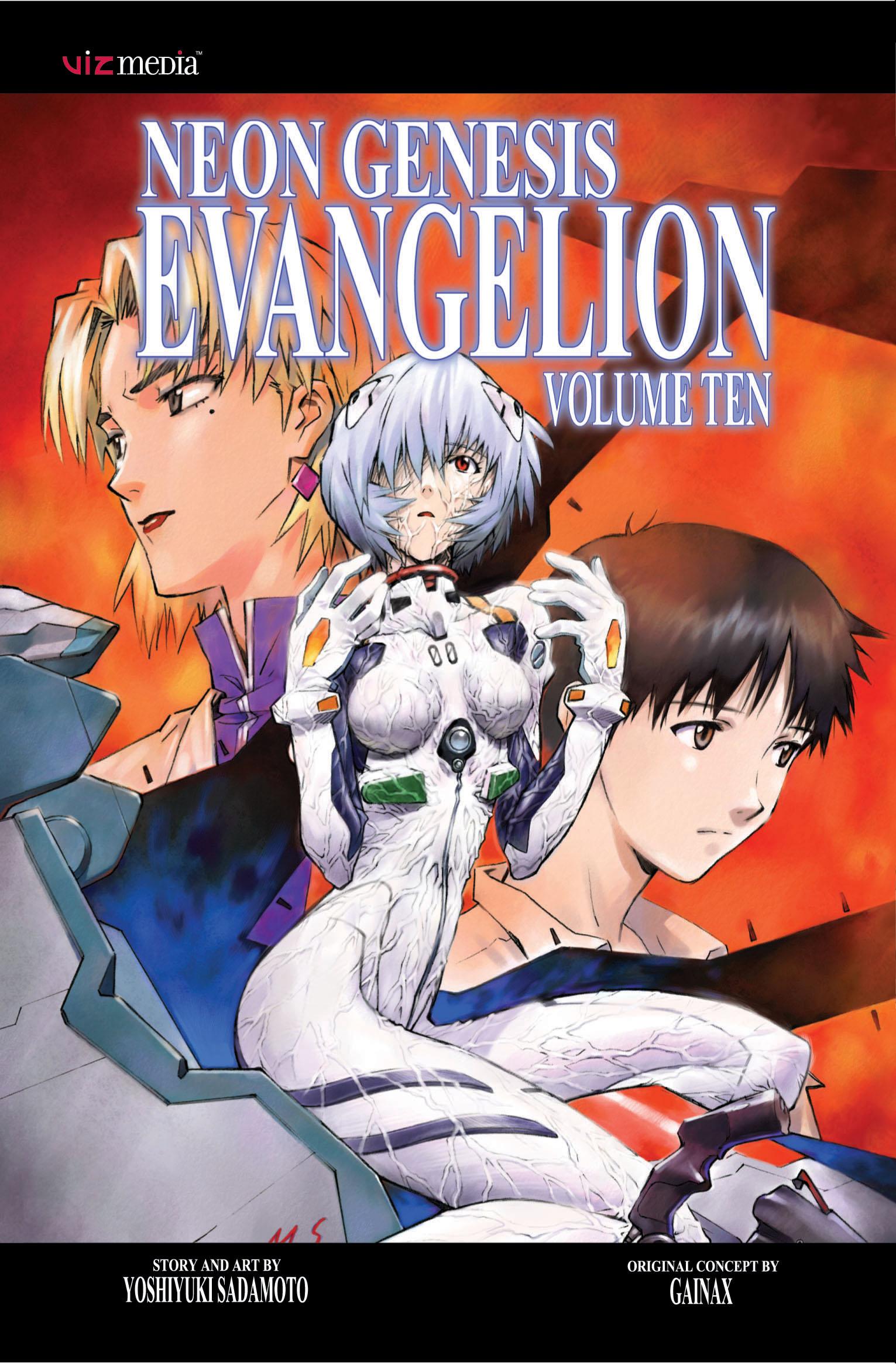 Cvr9781421511603 9781421511603 Hr Neon Genesis Evangelion