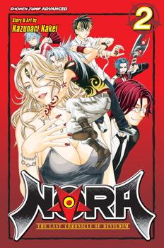 NORA: The Last Chronicle of Devildom, Vol. 2