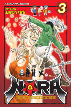 NORA: The Last Chronicle of Devildom, Vol. 3