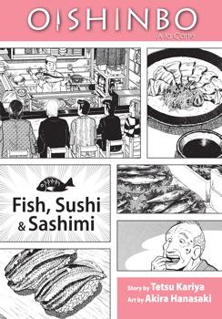 Oishinbo: Fish, Sushi and Sashimi