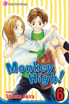Monkey High!, Vol. 6