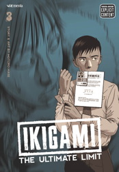Ikigami: The Ultimate Limit, Vol. 3
