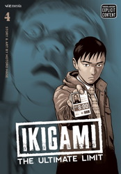 Ikigami: The Ultimate Limit, Vol. 4