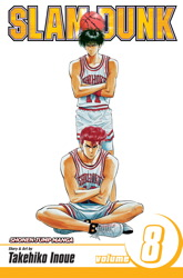 Slam Dunk, Vol. 8
