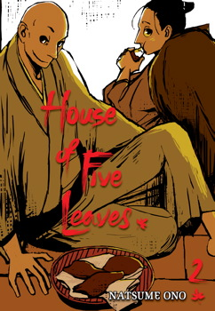 House of Five Leaves, Vol. 2