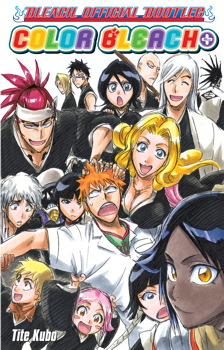 Color Bleach The Bleach Official Bootleg Book By Tite Kubo