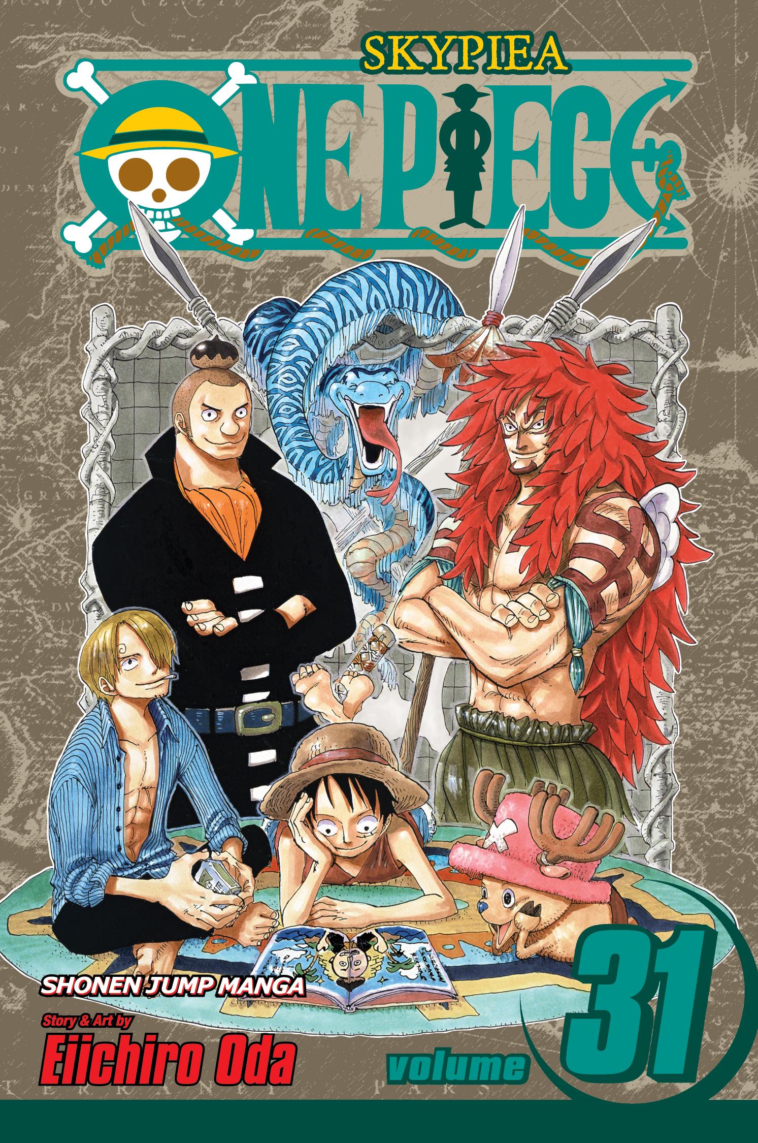 One Piece, Vol. 31   Book by Eiichiro Oda   Official ...