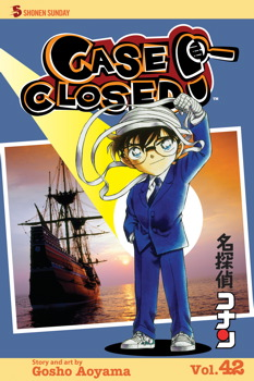 The feelings of conan in case closed a japanese detective manga series by gosho aoyama