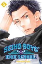 Seiho Boys' High School!, Vol. 5