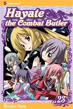 Hayate the Combat Butler, Vol. 23