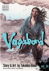 Vagabond, Vol. 34