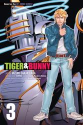 Tiger & Bunny, Vol. 3