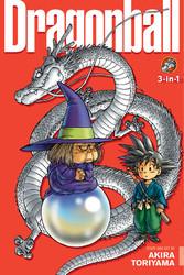 Dragon Ball (3-in-1 Edition), Vol. 3