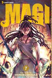 Magi: The Labyrinth of Magic, Vol. 7