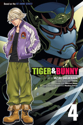 Tiger & Bunny, Vol. 4