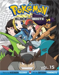 Pokémon Black and White, Vol. 15