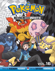 Pokémon Black and White, Vol. 16