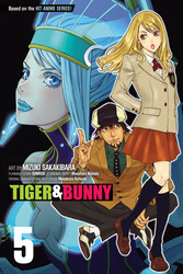 Tiger & Bunny, Vol. 5