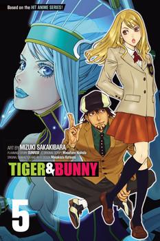 Tiger & Bunny, Vol. 5