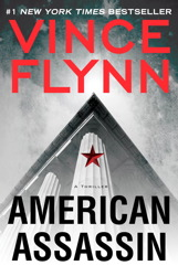 American Assassin book cover