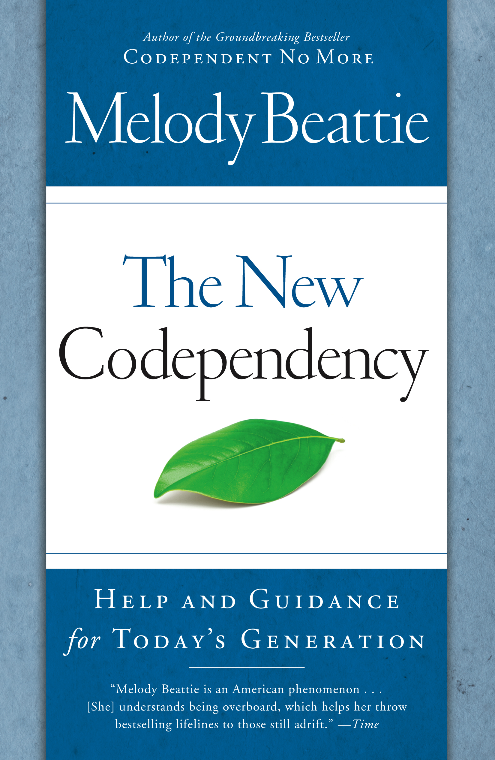 Book Cover Image (jpg): The New Codependency