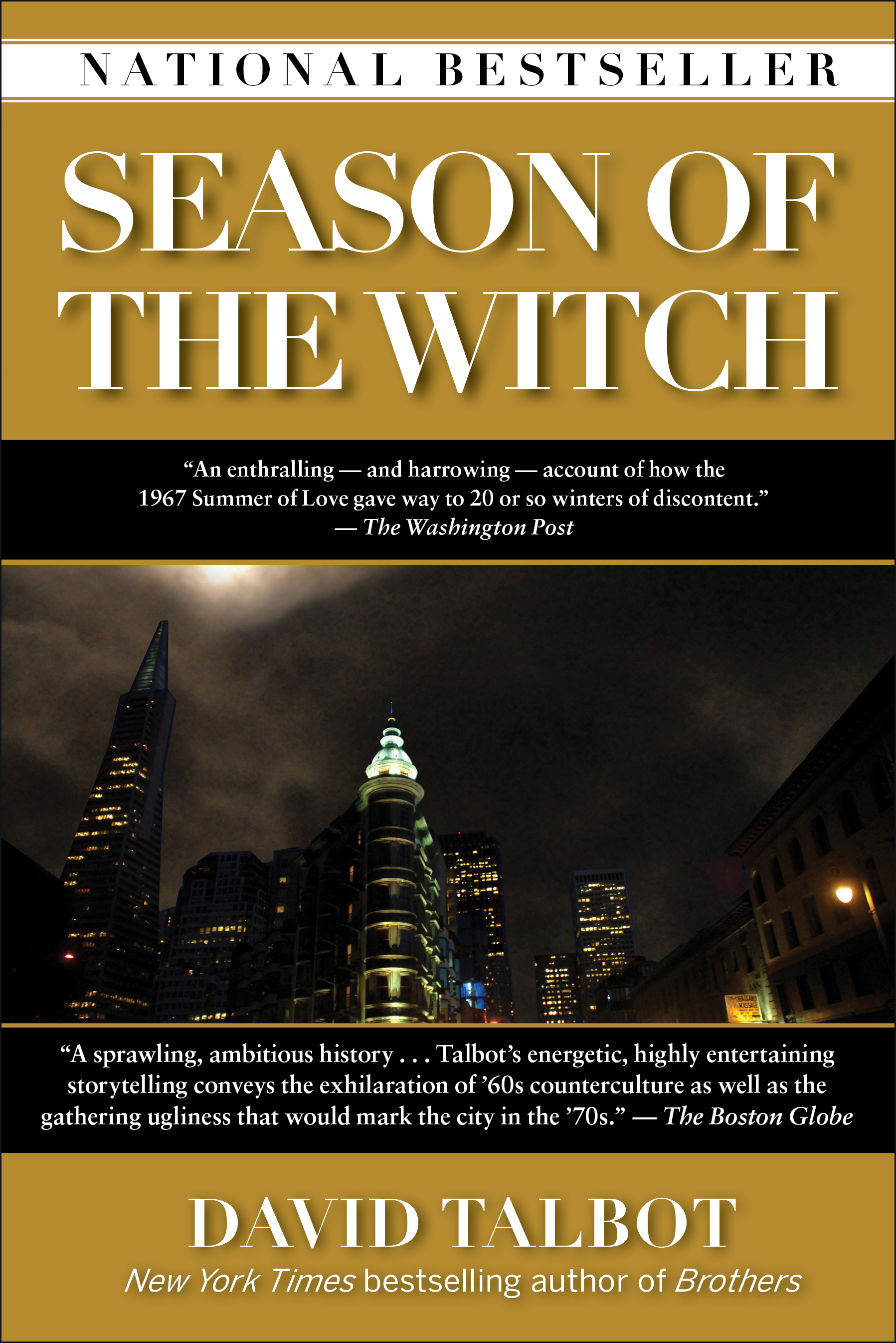 Season of the Witch | Book by David Talbot | Official Publisher Page