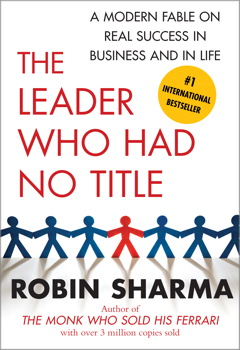 The Leader Who Had No Title | Book by Robin Sharma