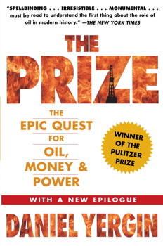 The Prize Book By Daniel Yergin Official Publisher Page Simon