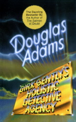 Dirk Gently's Holistic Detective Agency book cover