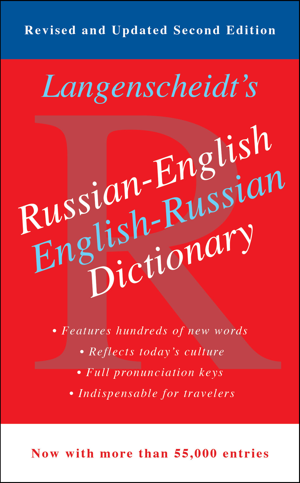 Russian-English Dictionary | Book by Langenscheidt Editorial