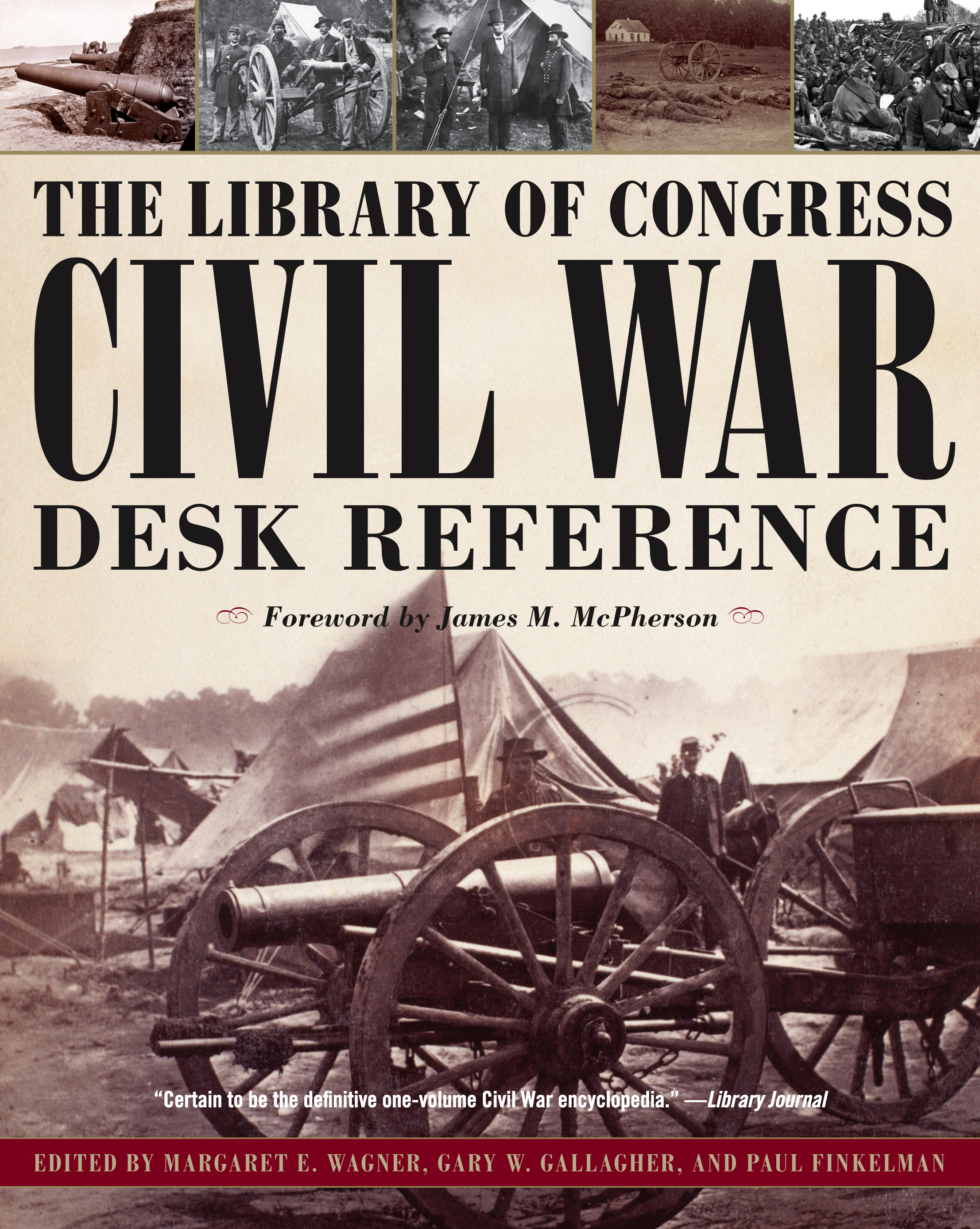 The library of congress civil war desk reference book by james m cvr9781439148846 9781439148846 hr fandeluxe Image collections