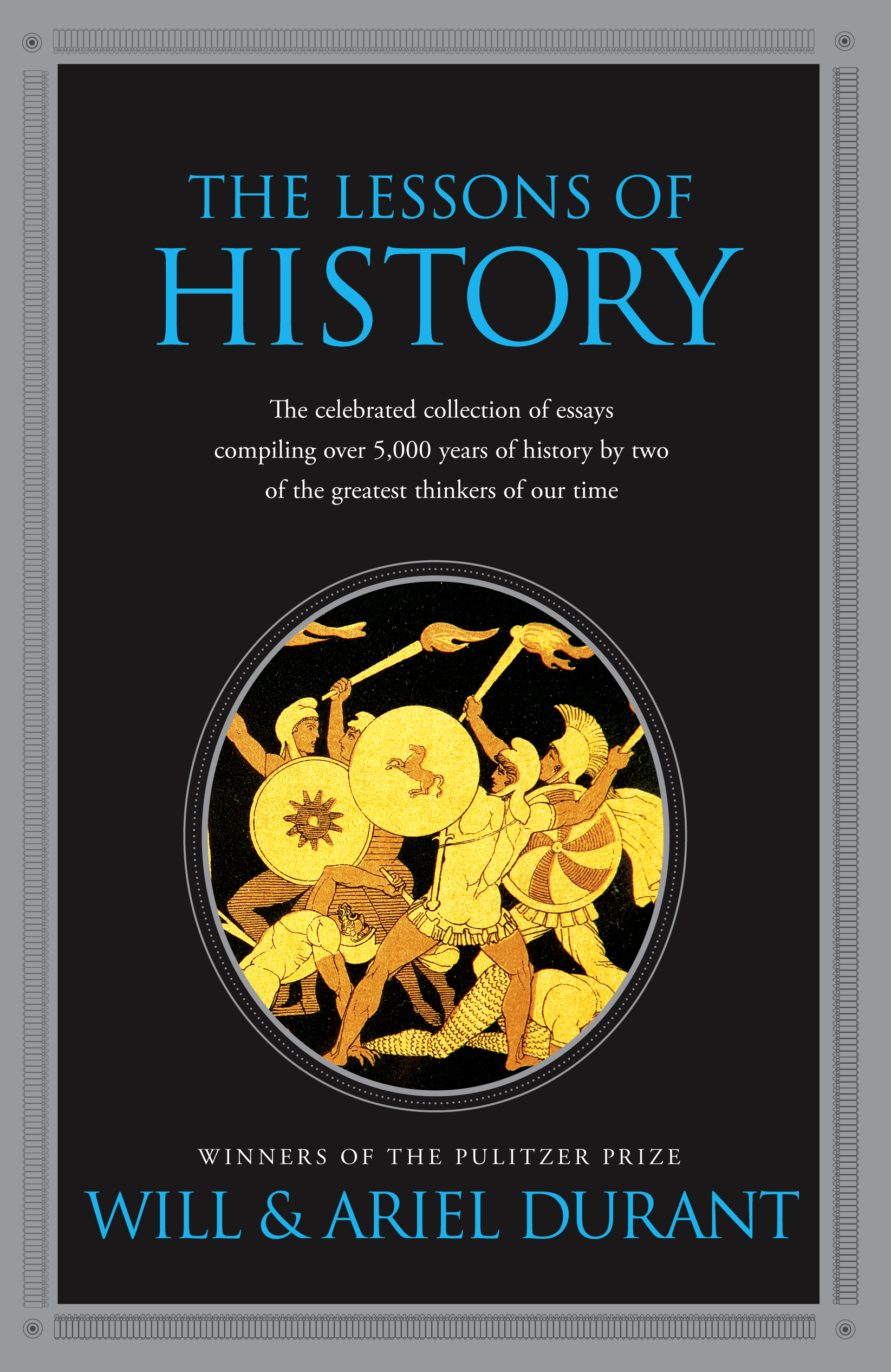 The Lessons Of History Book By Will Durant Ariel Durant