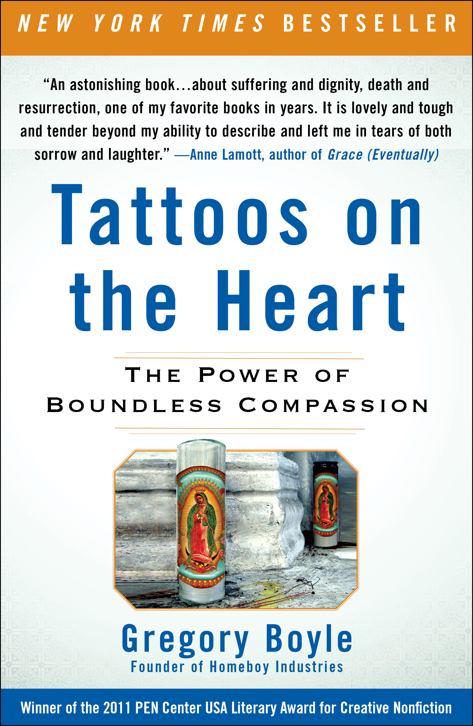 Tattoos on the Heart | Book by Gregory Boyle | Official Publisher