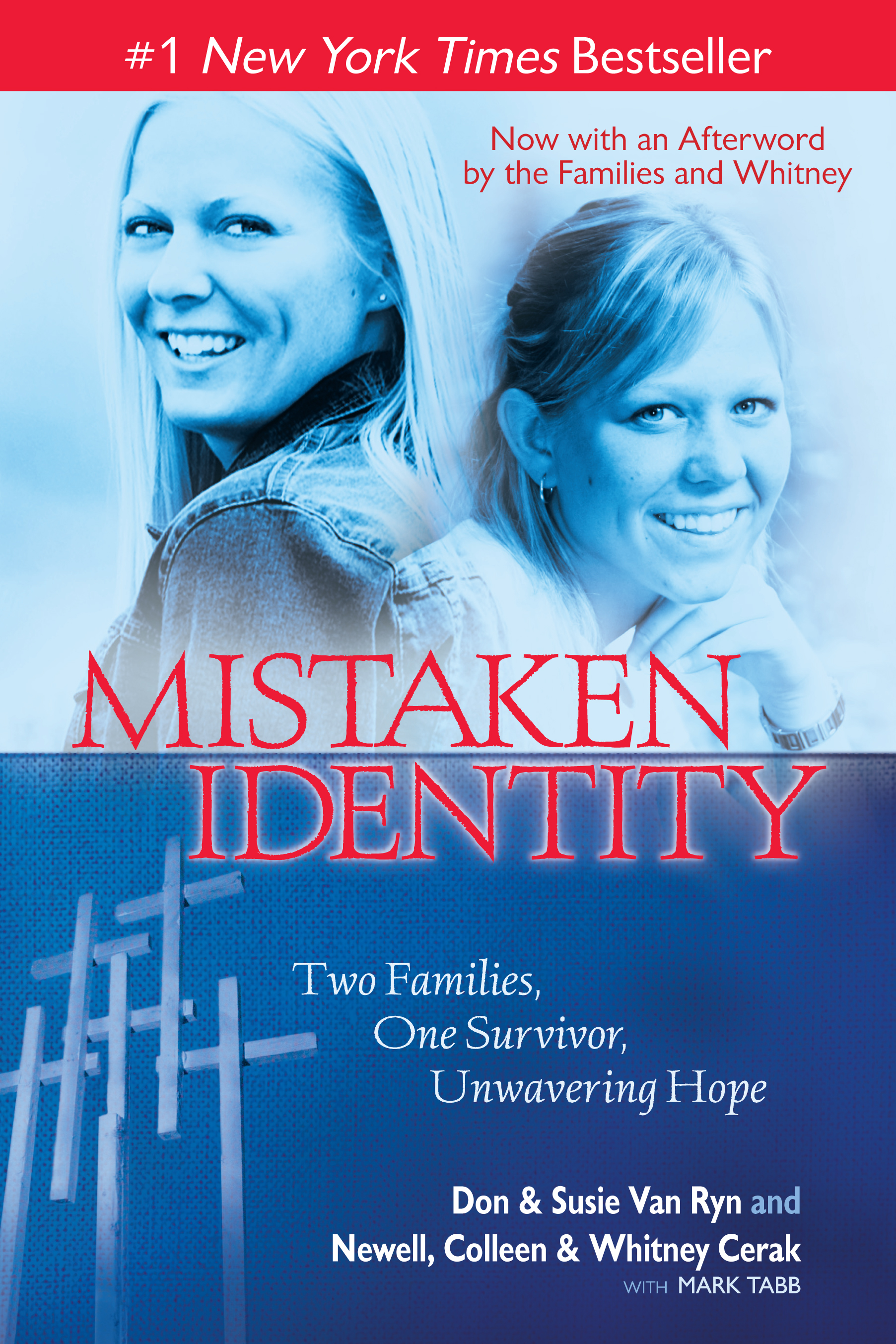 mistaken identity book by don susie van ryn newell colleen cvr9781439153550 9781439153550 hr mistaken identity