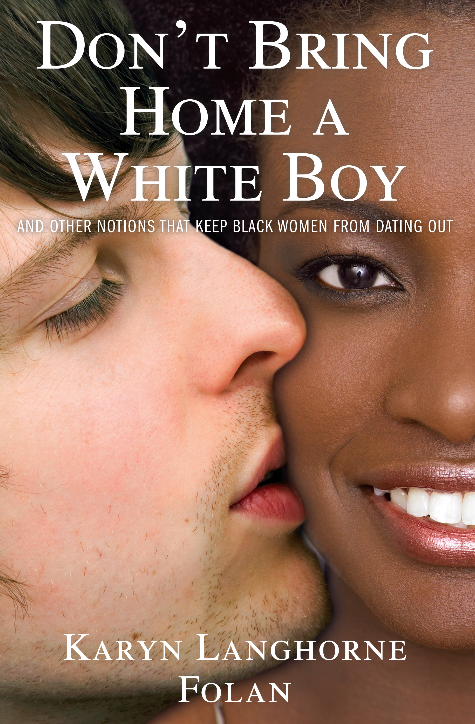Black girls prefer white guys