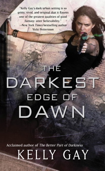 The Darkest Edge of Dawn book cover